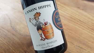 Domaine Monplezy Canon Huppé 2019 | Côtes de Thongue Rouge | 6 x 75 cl