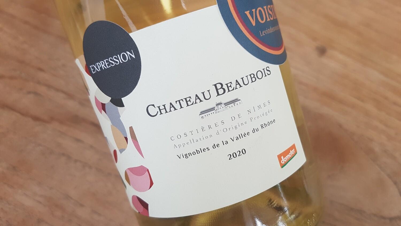 Château Beaubois Expression 2020 | Costières de Nîmes | 6 x75cl