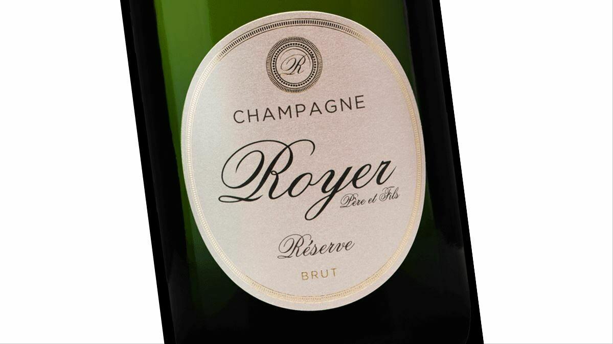 Champagne Royer Réserve