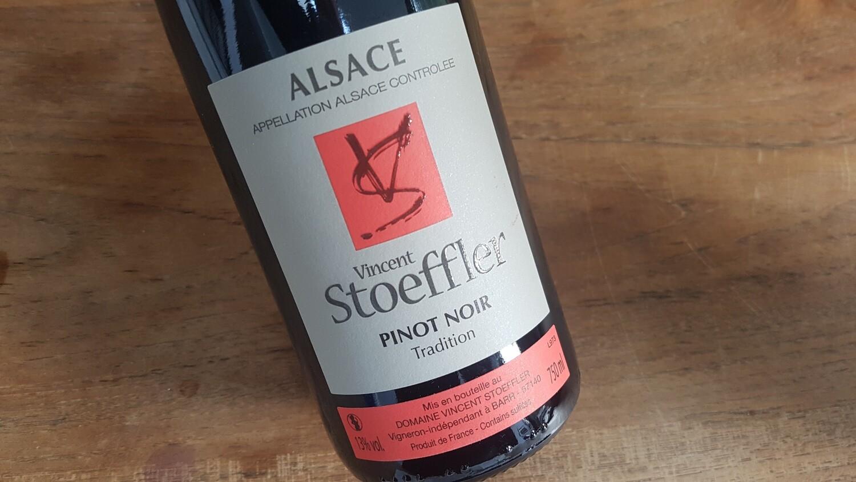 Domaine Stoeffler Pinot Noir Tradition 2019   6 x 75cl