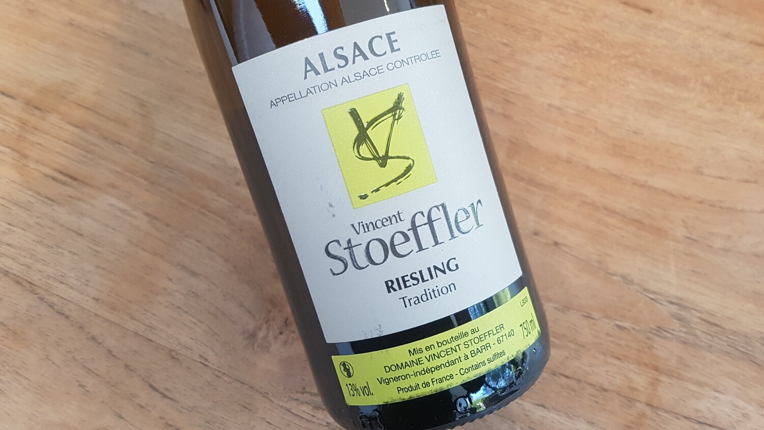 Domaine Stoeffler Riesling Tradition 2019 | 6 x 75cl