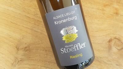 Domaine Stoeffler Riesling Lieu-dit Kronenburg 2017 | 6 x 75cl