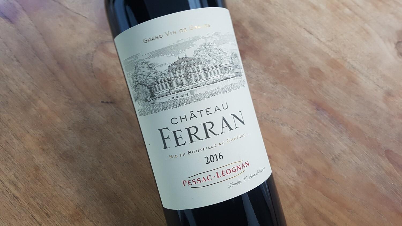 Château Ferran 2016 | Pessac-Léognan Rouge | Magnum
