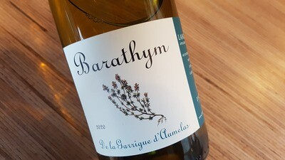 Barathym 2020 | Languedoc Blanc | 6 x 75cl