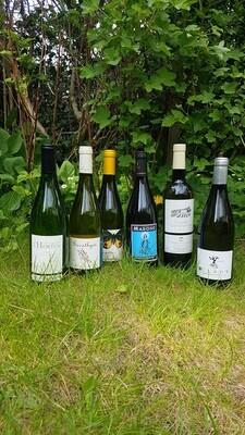 Caisse Découverte Vins Blancs | 6 x 75cl
