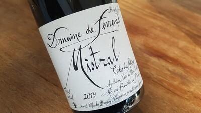 Domaine de Ferrand Mistral 2019 | Côtes du Rhône Rouge | 6 x 75 cl