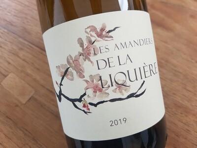 Les Amandiers de la Liquière Blanc 2019 | 6 bouteilles de 75 cl