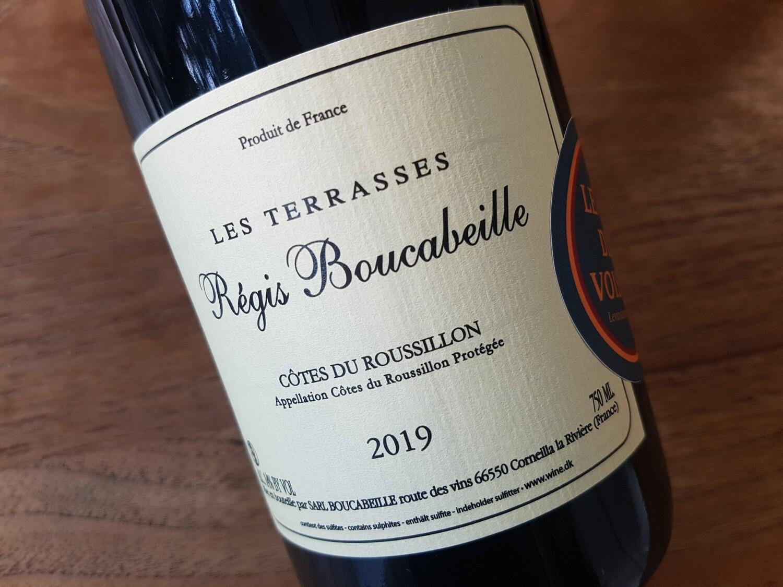 Régis Boucabeille Les Terrasses 2019   6 bouteilles de 75 cl