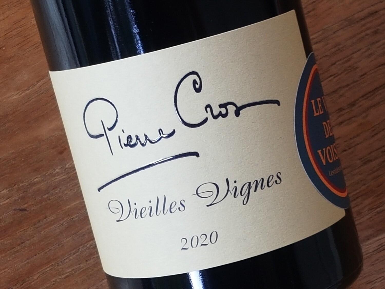 Pierre Cros Vieilles Vignes 2020   Minervois Rouge   6 x 75cl