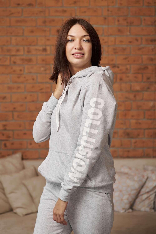 Джемпер у12-550 (серый)