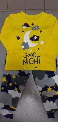 Комплект детский у14-507 (жёлтый)
