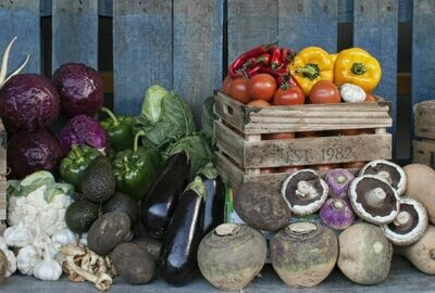 Pick Your Own...Local Fruit & Organic Veg