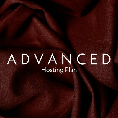 Hosting - Advanced Plan