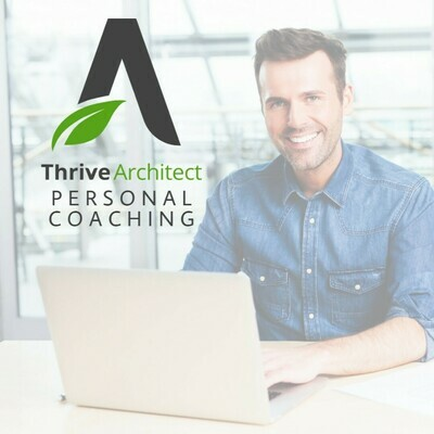 Member Service - Personal Thrive Architect Coaching (1hr.)