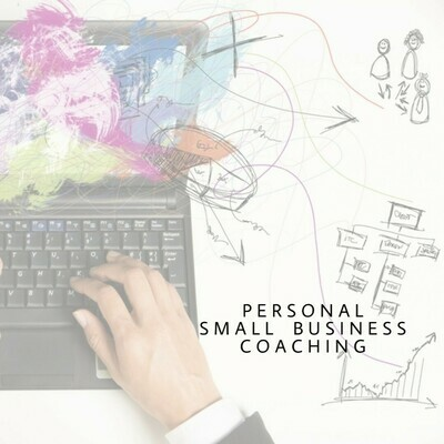 Member Service - Personal Small Business Coaching (1hr.)