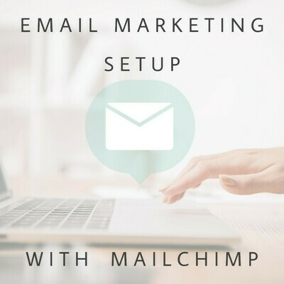 Member Service - Email Marketing Setup