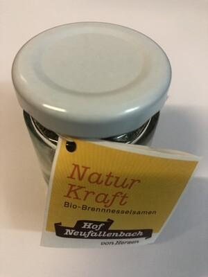 Hof Neufallenbach - Natur Kraft Bio-Brennnesselsamen