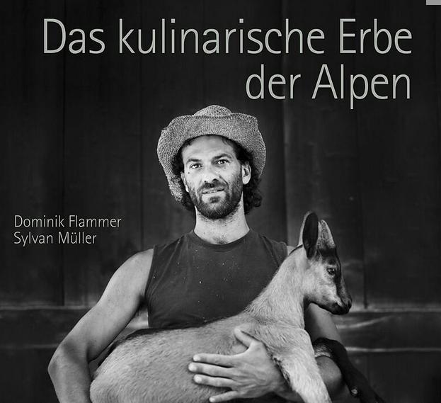 Buch: Das Kulinarisch Erbe der Alpen