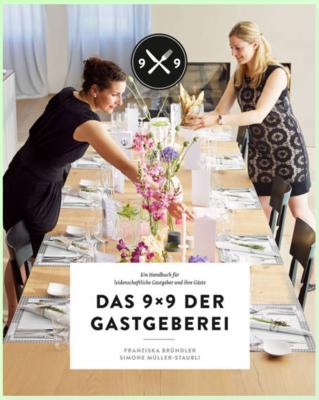 Buch: Das 9x9 der Gastgeberei
