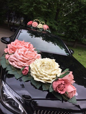 Набор для свадебного авто « VIP» &1