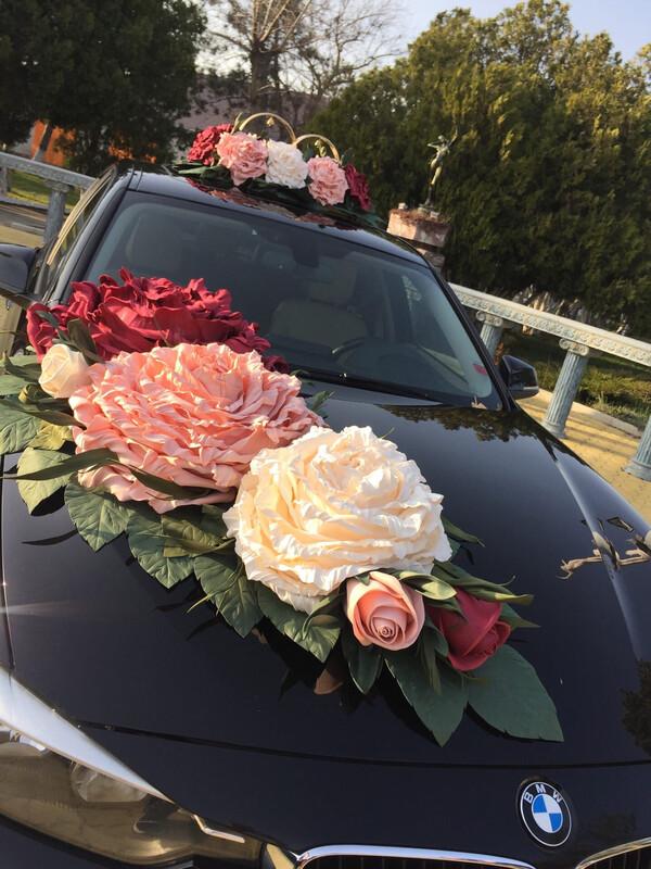 Набор для свадебного авто «VIP» &1