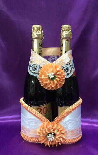 Корзинка д/шампанского №15, в ассортименте