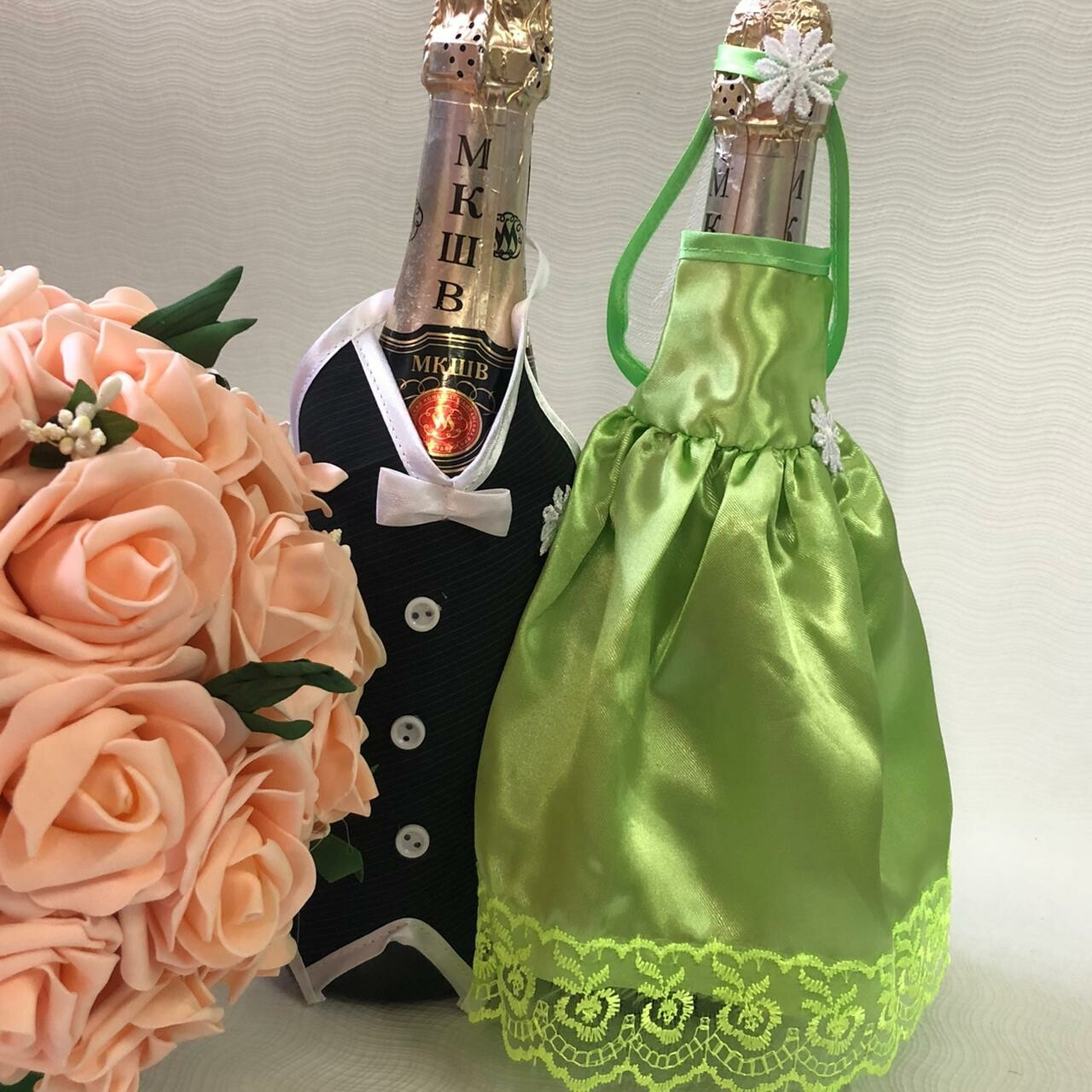 Одежда для шампанского &1 а ассортименте