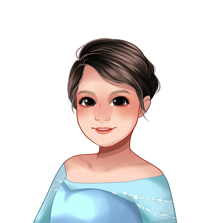 Il tuo ritratto digitale in stile Disney