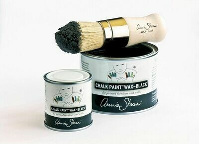 Black Chalk Paint™ Wax Mini 120ML