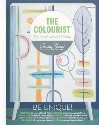 The Colourist Issue #4 - Be Unique