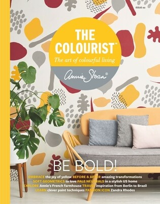 The Colourist Issue #2 - Be Bold