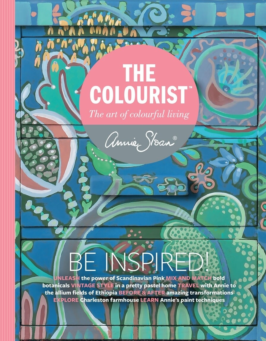 The Colourist Issue #1 - Be Inspired
