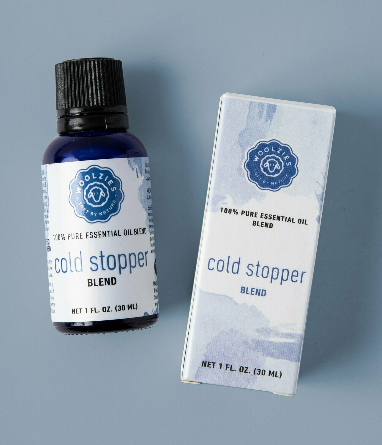 Cold Stopper Blend Essential Oil 1oz - Woolzies