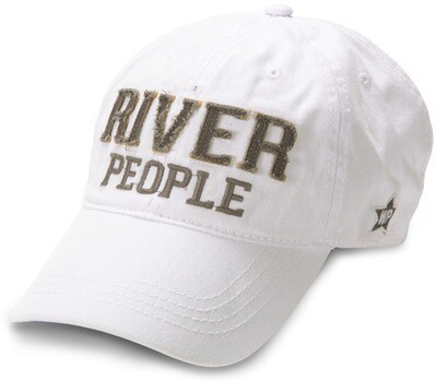 WP - River People Hat White