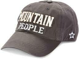 WP Mountain Adjustable Hat Grey