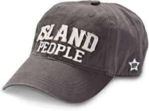WP - Island People Hat Dark Grey