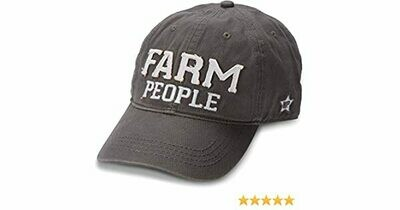 WP - Farm People Hat - Grey