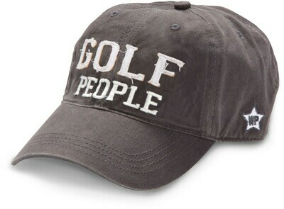 WP Golf People Hat - Grey