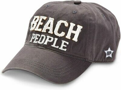 WP - Beach People Hat - Grey