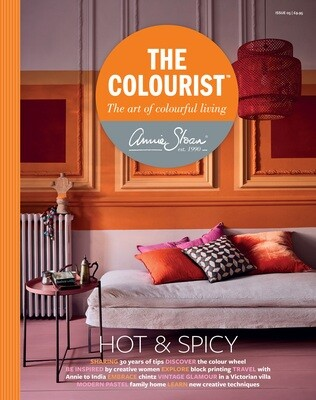 The Colourist Issue #5 - Hot & Spicy