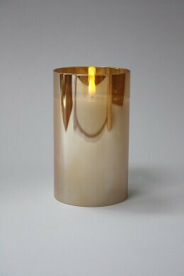 Radiance Poured Champagne Candle 3.5