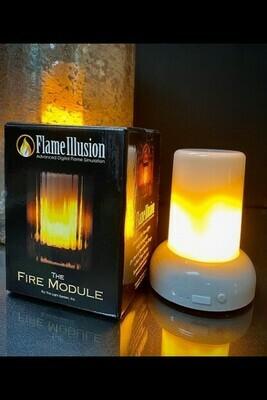 Flame Illusion - The Light Garden