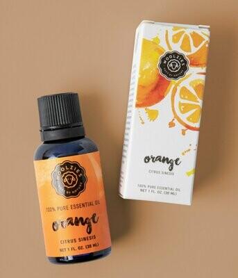 Sweet Orange Essential Oil 1oz. - Woolzies