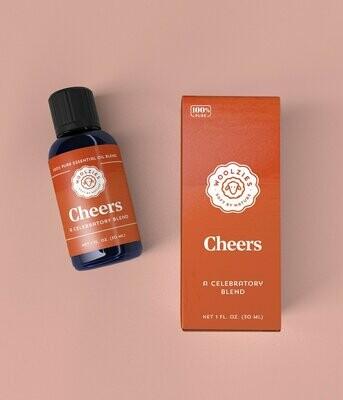 Cheers Essential Oil 1oz. - Woolzies
