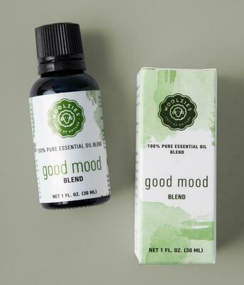 Good Mood Blend Essential Oil 1oz. - Woolzies