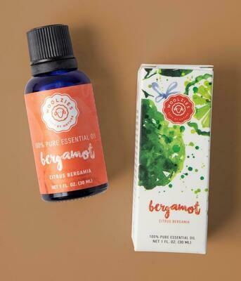 Bergamot Essential Oils 1oz