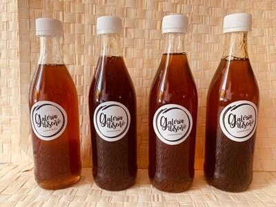 La Gale Miel Cruda y Organica un sabor espectacular! Nuestros clientes lo afirman cada vez Botella  375ml