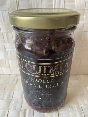Alquimia cebolla caramelizada Gourmet 8 oz