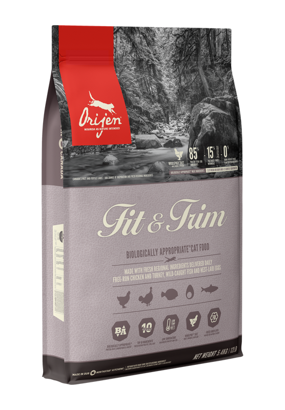 ORIJEN CAT FIT & TRIM 5.4KG