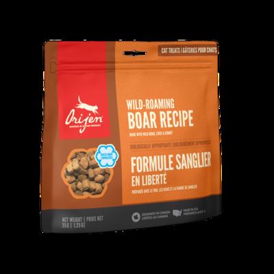 ORIJEN CAT TREAT WILD-ROAMING BOAR 35g